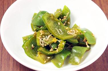 有機野菜のナムル
